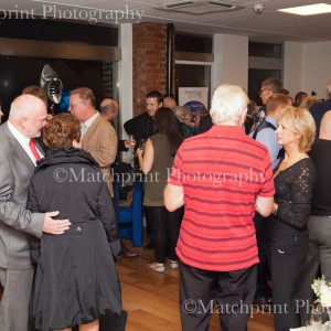 Illingworth McNair. Bingley Main St office opening-