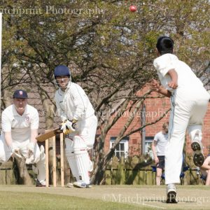 Dales Council First XI. Pudsey Congs CC v Baildon CC. 08-05-2016