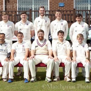 Pudsey Congs CC 2nd team 2016