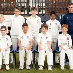 Pudsey Congs CC Under 11's 2016
