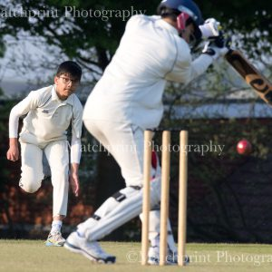 Under 13's. Pudsey Congs CC v Undercliffe CC. 12-05-2016