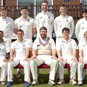 Pudsey Congs CC Team Photos 2016