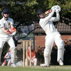Mid Yorkshire Sunday League. Pudsey Congs CC v Pudsey St. Lawrence. 05-06-2016