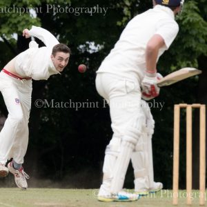 Second XI. Pudsey Congs CC v Hanging Heaton CC. 28-05-2016