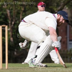 Second XI. Pudsey Congs CC v Hanging Heaton CC. 28-05-2016