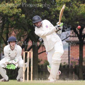 Second XI. Pudsey Congs CC v Lightcliffe CC. 04-06-2016