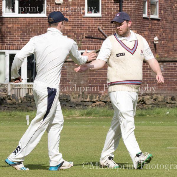 First XI. Pudsey Congs CC v Bradford & Bingley CC. 02-07-2016