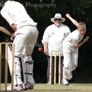 Mid Yorkshire Sunday League. Pudsey Congs CC v New Farnley CC. 03-07-2016
