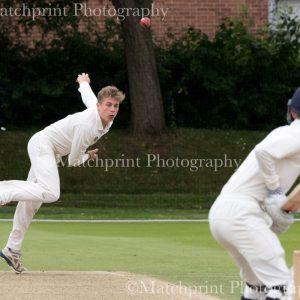 Yorkshire CCC Under 19's v Durham Academy. 15-07-2016.