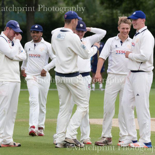 Yorkshire CCC Under 19's v Lancashire CCC Under 19's. 13-07-2016.