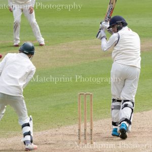 Yorkshire CCC Under 19's v Lincolnshire CCC Under 19's. 11-07-2016.