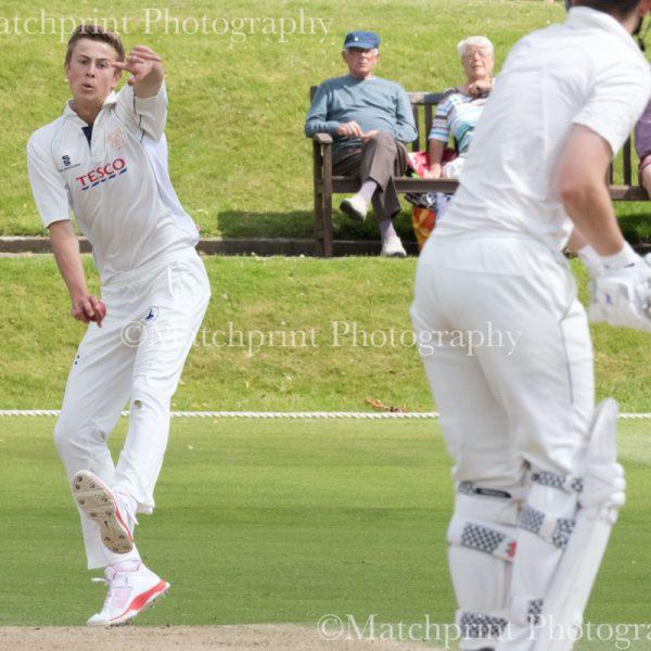 Yorkshire CCC Under 19's v MCC. 14-07-2016.