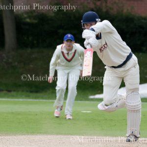 Yorkshire CCC Under 19's v Pro Coach Development Squad. 12-07-2016
