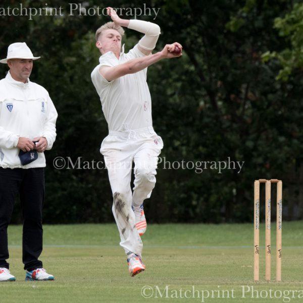 Yorkshire Under 19's v Warwickshire Under 19's. 10th-11th August 2016