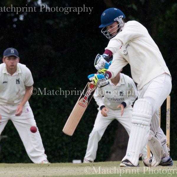 Yorkshire Under 19's v Warwickshire Under 19's. 10th-11th August 2016.