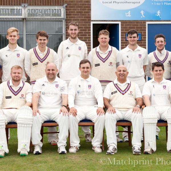Pudsey Congs 1st team 2016