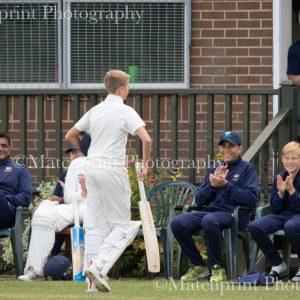 Yorkshire CC U13's v Leicestershire CC U13's 22-06-2018