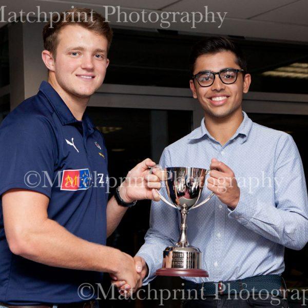Yorkshire Cricket Board Awards 2018