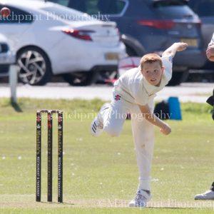 Yorkshire U13's development v Cumbria 23-07-2019