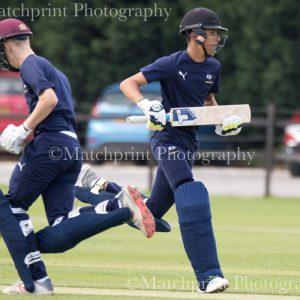 Yorkshire U14a v Leicestershire 05-08-2019