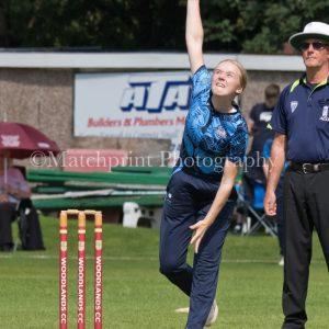 Yorkshire Diamonds U18's v Lancashire 23-08-2021